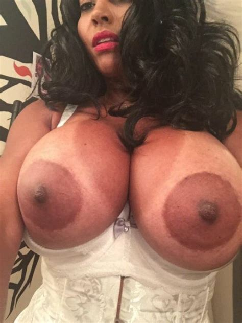 Exotic Lady With Succulent Breasts And Big Areolas Porn