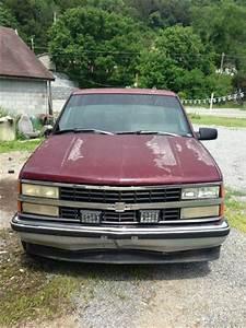 Diagram 1993 Chevy Silverado 1500