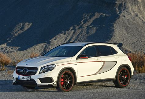 Mercedes Gla Class Photo by Mercedes Gla Class Amg 2014 2017 Photos Parkers
