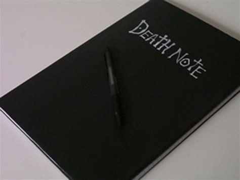 death note book  hobobroccoli  deviantart