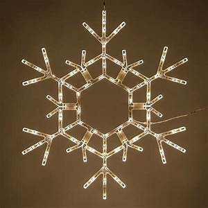 Battery Operated Picture Light Snowflakes Stars 36 Quot Led Folding Snowflake Warm White