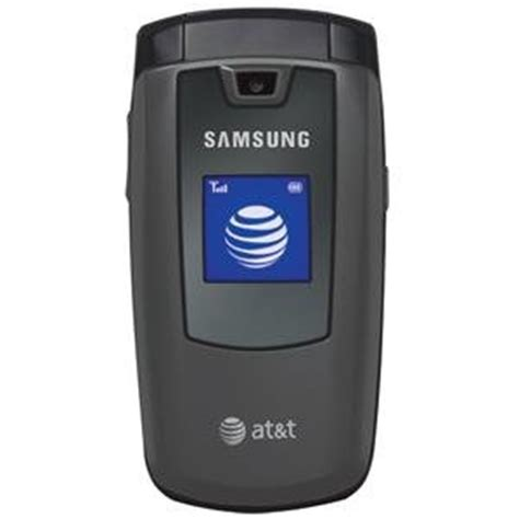 at t no contract phones samsung sgh a437 gray no contract at t cell