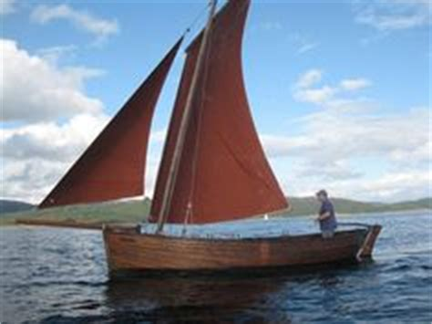 Zulu Skiff by 1000 Images About Scottish Lugger On Newhaven