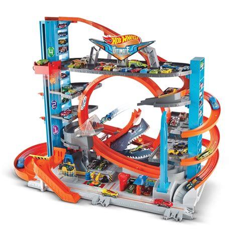 Wheel Garage by Wheels City Ultimate Garage Wheels Playsets