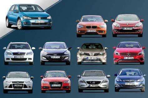 Golf 7 2012 Vergleich Kompaktklasse Konkurrenz by Kaufberatung Die Wichtigsten Konkurrenten Zum Vw Golf