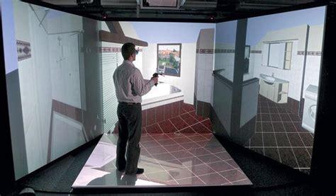 visualisierung von flachbildschirmen und beamern zur