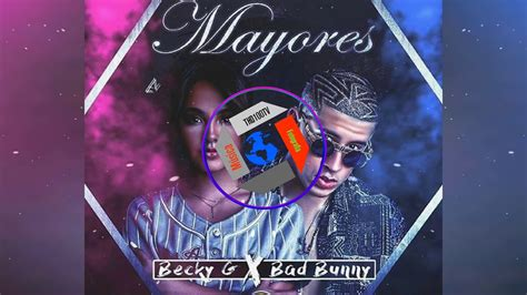 Mayores Becky G Ft Bad Bunny (remix) -thd100tv