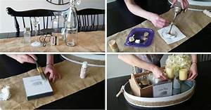 DIY Dollar Tree Farmhouse Tray Decor