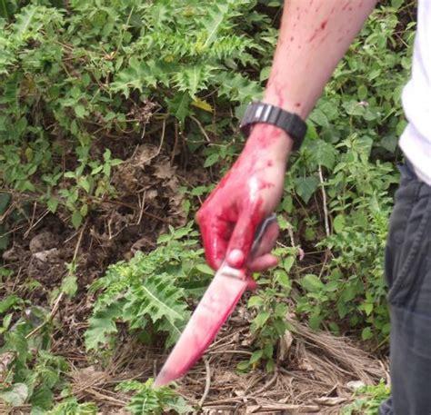 Murder weapon - Joburg to Cairo