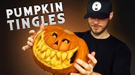 Pumpkin Tingles! Ultimate Halloween Asmr Youtube