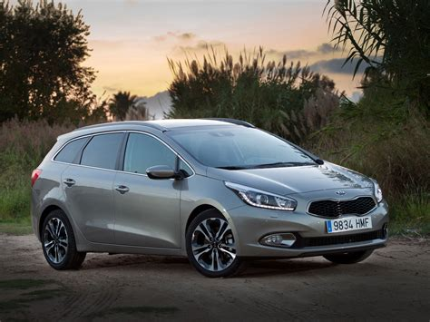2012 Kia Ceed Sw  Pictures, Information And Specs Auto