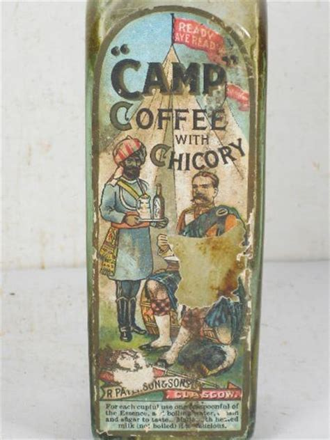 shop stuff  labelled bottle  camp coffee