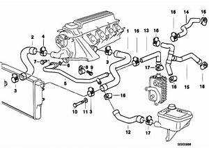 Original Parts For E36 318tds M41 Touring    Engine