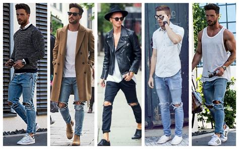 Latest and Trending Menu2019s Jeans for 2018 to complete your Style