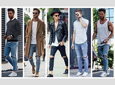 Top 3 Mens Denim Trends In 2018 To Looks Cool