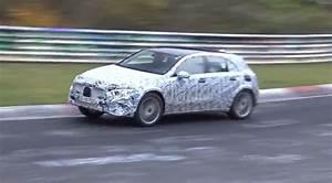 Gla Mercedes 2019 : 2019 mercedes benz gla hits nurburgring prototypes look ~ Medecine-chirurgie-esthetiques.com Avis de Voitures