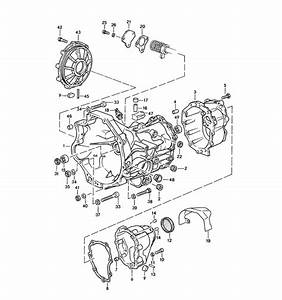 Porsche Transmission Diagram