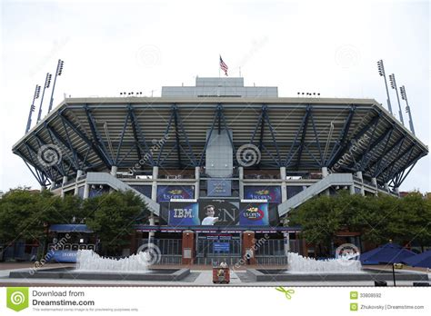 Arthur Ashe Stadium At The Billie Jean King National