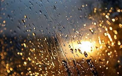 Rain Wallpapers Cool Desktop Laptop Raindrops Drops