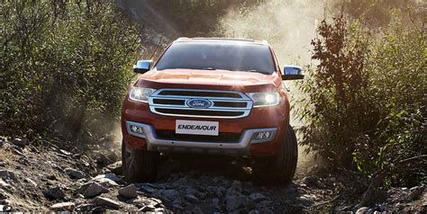 Ford Endeavour Wallpaper Download HD