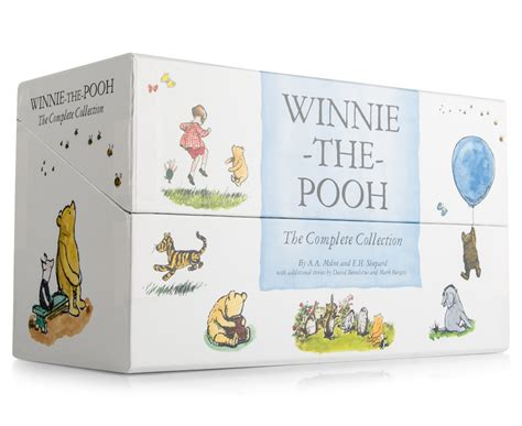winnie the pooh set winnie the pooh the complete collection catch au