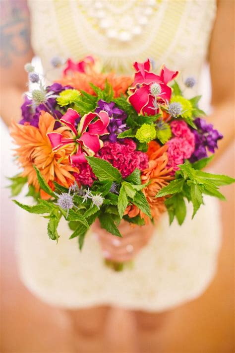 1324 Best Images About Bouquets Bright And Colorful On