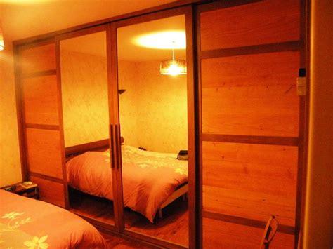 chambre a coucher dressing dressing dans chambre à coucher menuiserie ebenisterie