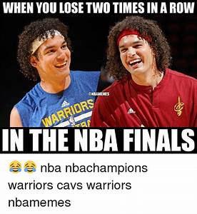 Funny NBA Finals Memes of 2017 on SIZZLE | Bored