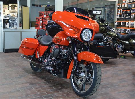 2017 Harley-davidson Street Glide® Special Motorcycles