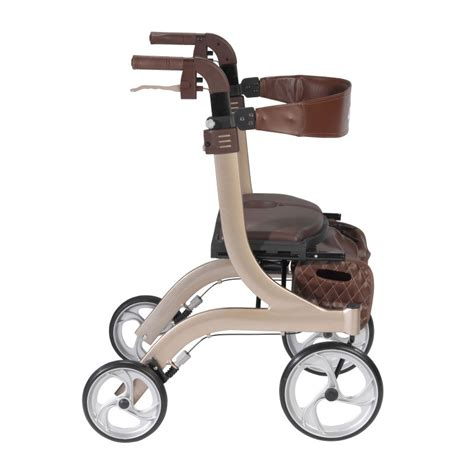 rollator drive walker nitro medical euro dlx champagne rolling walkers rollators drme walgreens zoom hs brand catalog cart health save
