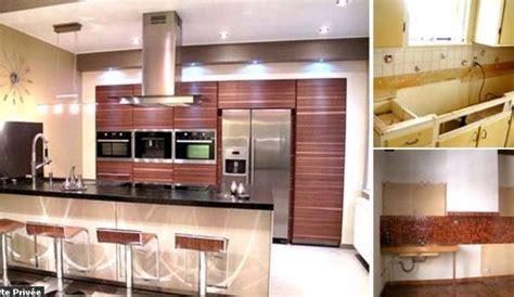 renover une cuisine les exemples avant apres cote maison
