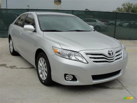 2011 Toyota Camry V6 by 2011 Classic Silver Metallic Toyota Camry Xle V6 47539284