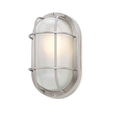 design classics lighting oval led bulkhead marine light 11 inch 39956 ss led