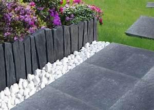 les 25 meilleures idees de la categorie bordure de jardin With decorer son jardin avec des galets 3 les 25 meilleures idees de la categorie jardins modernes