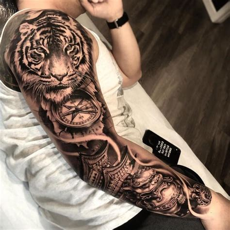 galerie das motiv lexikon aermeltaetowierungen tattoo
