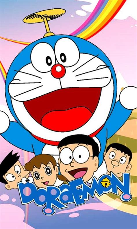 Doraemon Wallpaper For Iphone 6 Hd by Doraemon Doraemon Wallpaper 240x320 Doraemon