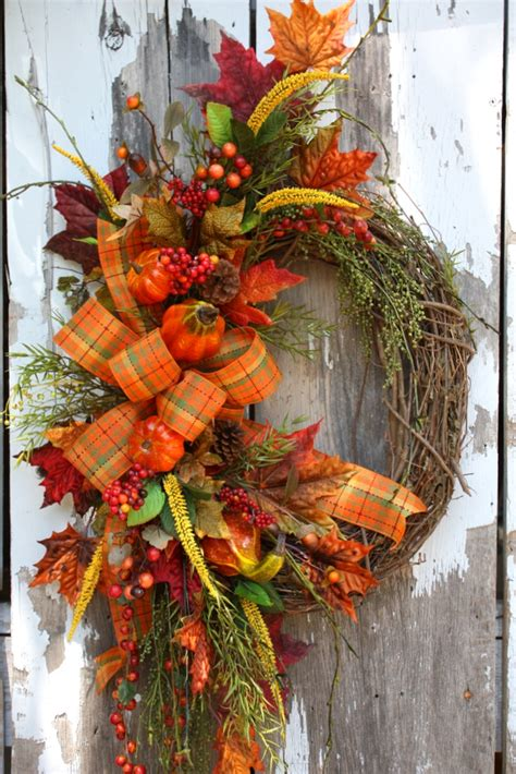 a fall wreath sweet something designs new fall wreaths