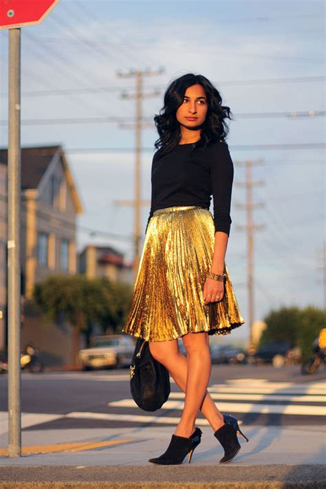 Black and Gold | Like Fresh Laundry