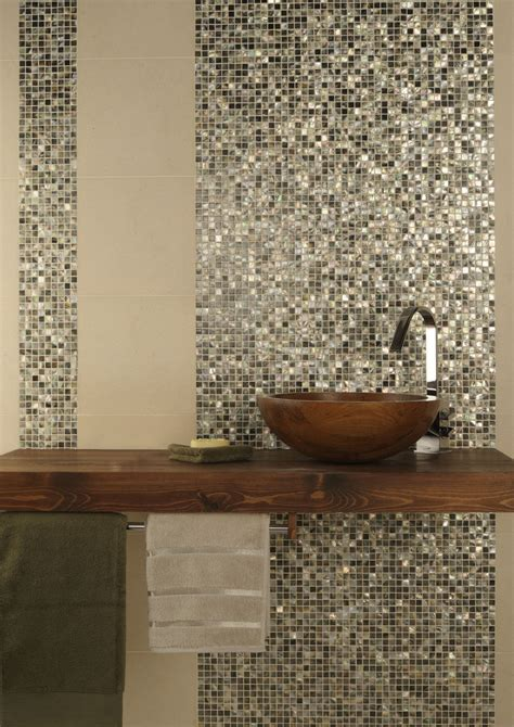 Spiegel Fliesen Bad by Of Pearl Shell Mosaic Tiles By Original Style