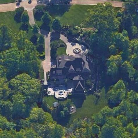 butch jones house  knoxville tn google maps