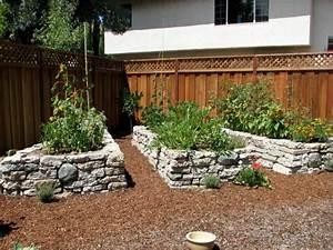 Gartenideen Mit Steinen : hochbeete anlegen und die produktivit t im kleinen garten erh hen ~ Indierocktalk.com Haus und Dekorationen