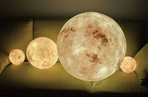 up moon moon light up your interior with the soft and Light