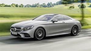 Mercedes Classe S Coupé : mercedes benz s class coupe reveals its frankfurt facelift ~ Melissatoandfro.com Idées de Décoration