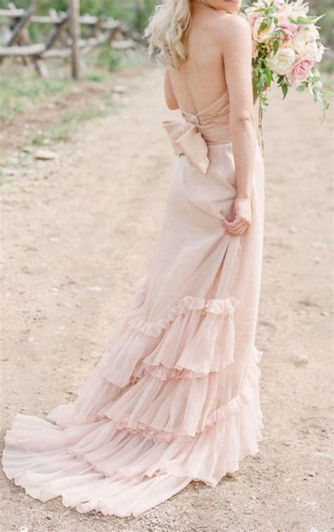 15 Sweet Peach & Blush Wedding Dresses  Deer Pearl Flowers. Beautiful Wedding Dress Styles. Classic Chiffon Wedding Dresses. Wedding Dress Layered Lace. Elegant Sweetheart Wedding Dresses. Wedding Dresses Open Back Lace. Country Wedding Dresses With Ruffles. Wedding Dress Vintage Pattern. Blush Colored Wedding Dresses 2013