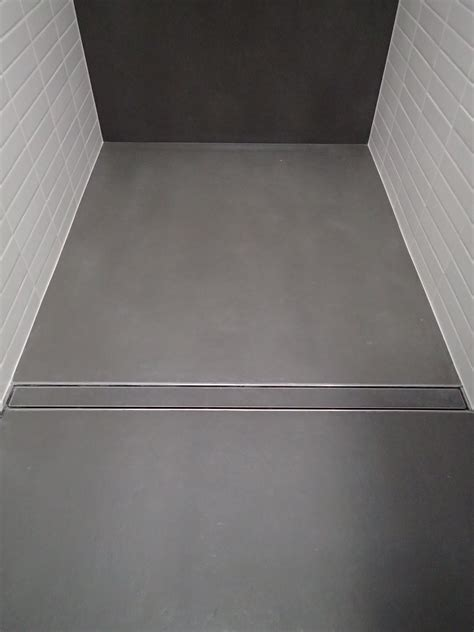 Walk In Shower Materials by Walk In Shower With Room Width Linear Drainage Material