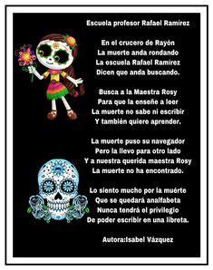 Calaverita Dia de muertos Frases graciosas Gracioso