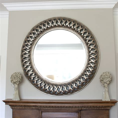 Decorative Uk by Mirrors Circular Mirror Free Uk Delivery