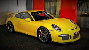 porsche cayenne turbo s interior racing yellow porsche 991 gt3 spotted for sale