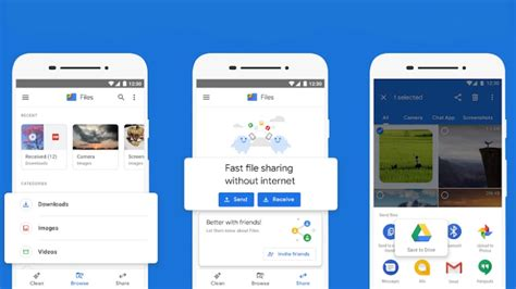 Files by Google Gets USB OTG Support, Option to View Full ...