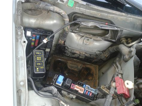 2005 Infiniti Fx45 Fuse Box by Zf Inifiniti G35 2003 Ipdm Issue How To Fix It